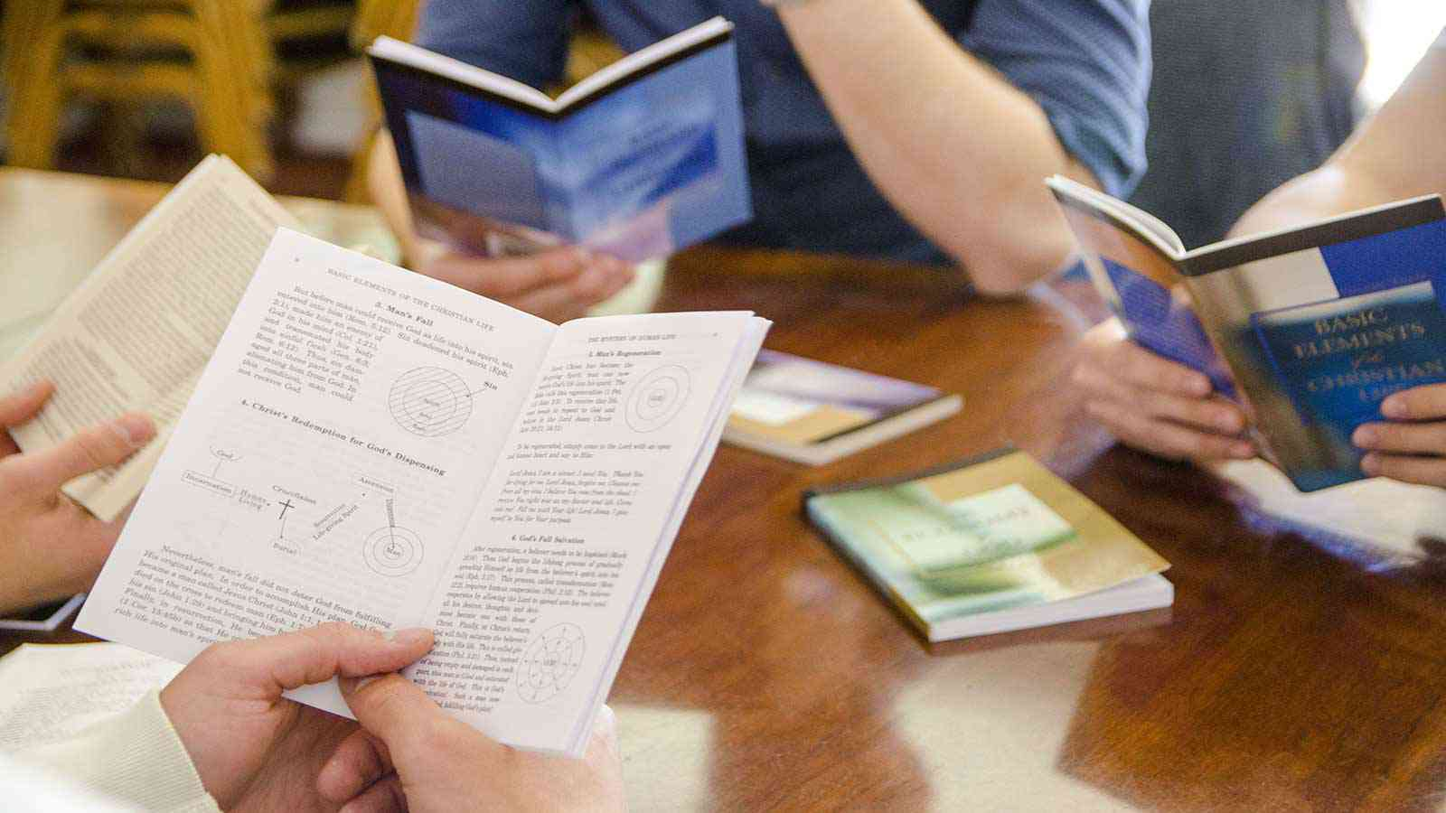 Read Our Books as a Bible Study Guide - Free Christian Books