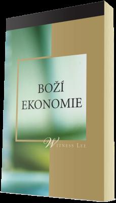 Křesťanská kniha zdarma - Boží ekonomie