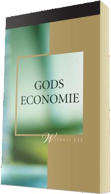 Gratis christelijk boek - Gods economie
