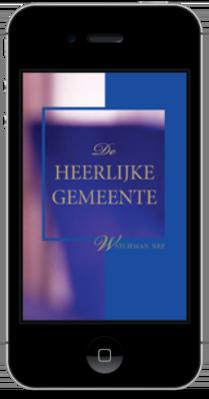 Gratis christelijk boek - De heerlijke Gemeente