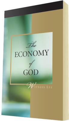 Free Christian book - The Economy of God