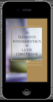 Livre chrétien gratuit - Les Éléments fondamentaux de la vie chrétienne, volume deux