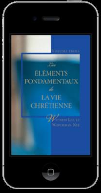 Livre chrétien gratuit - Les Éléments fondamentaux de la vie chrétienne, volume trois