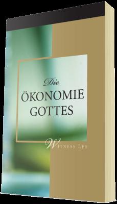 Kostenfreies christliches Buch - Die Ökonomie Gottes