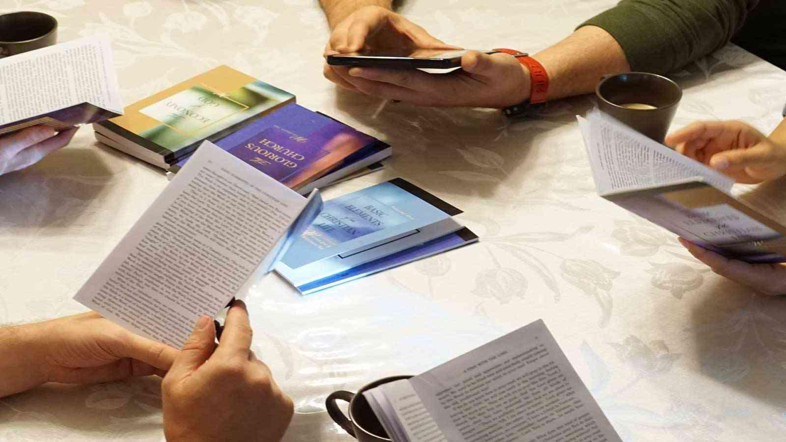 Free Christian Books | Rhema Literature Distributors