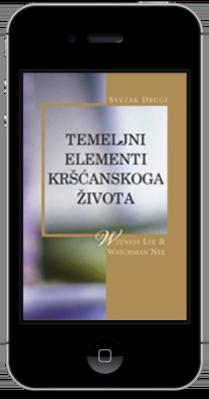 Besplatna kršćanska knjiga - Temeljni elementi kršćanskoga života, drugi svezak