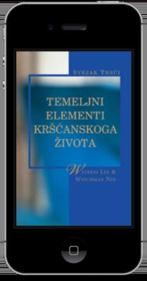 Besplatna kršćanska knjiga - Temeljni elementi kršćanskoga života, treći svezak