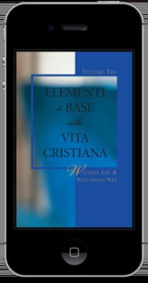 Libro cristiano gratuito. - Elementi di Base della Vita Cristiana, Volume Tre