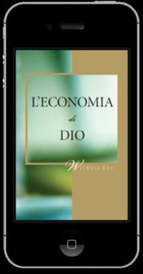 Libro cristiano gratuito. - L'Economia di Dio