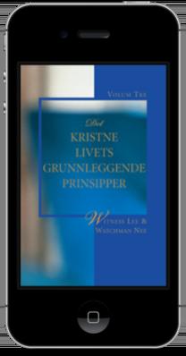 Gratis kristen bok - Det kristne livets grunnleggende prinsipper, Volum 3.