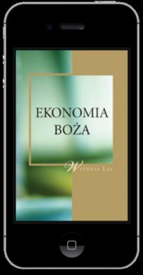 Bezpłatna książka chrześcijańska - Ekonomia Boża