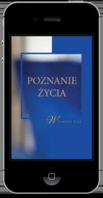 Bezpłatna książka chrześcijańska - Poznanie życia