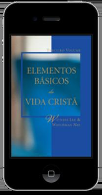 Livro cristão gratuito - Elementos Básicos da Vida Cristã, Volume Três