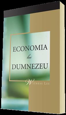 Carte crestina gratuita - Economia lui Dumnezeu
