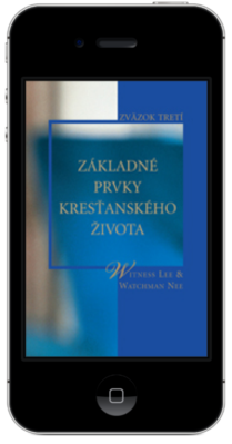 Kresťanská kniha zdarma - Základné prvky kresťanského života, tretí zväzok