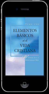 Libro Cristiano Gratuito - Elementos básicos de la vida cristiana, tomo 1