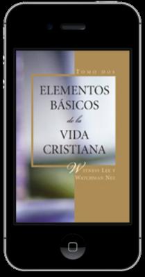 Libro Cristiano Gratuito - Elementos básicos de la vida cristiana, Tomo 2