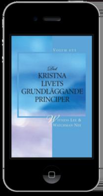 Gratis kristna böcker - Det kristna livets grundläggande principer, volym ett