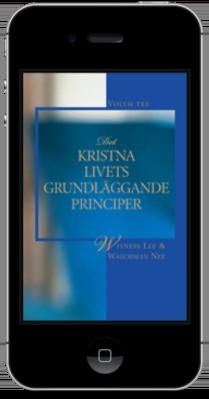 Gratis kristna böcker - Det kristna livets grundläggande principer, volym tre